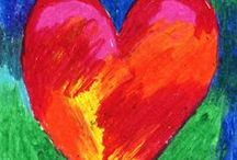 Oil Pastel Projects / by Art Projects for Kids