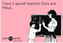 Mi clase de español / by Ashley Schiferli
