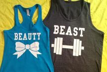 Strong is the New Beautiful / by Crystal Gebhardt