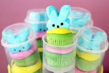 Collections {Peep~a~Palooza} / Marshmallow candies, sold in the United States and Canada, that are shaped into chicks, bunnies, and other animals