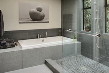 Bathroom ideas / by Elif Castillo