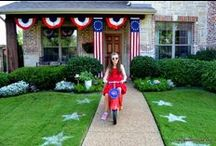 Holiday {4th of July} / Patriotic Sprit of the USA