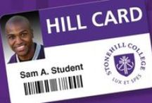 The Hill Card / Use your Stonehill College student ID card to make purchases on and off-campus.