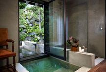 bath ideas / by Laura Orlando