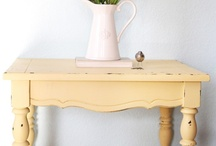 Paints- furniture & misc. / by Cathryn ETF
