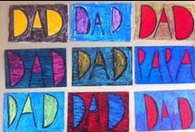 Father's Day Ideas / Project ideas for Father's Day