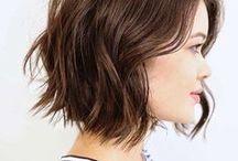 HAIR CUTS / Haircuts ideas and inspiration.