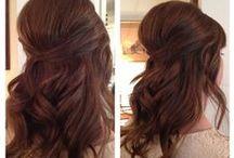 make-up, hair & nails / by Krista Wade