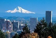 Portland, Oregon / by Ms. Witty