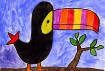 First Grade / by Art Projects for Kids