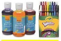 My Favorite Art Products / by Art Projects for Kids