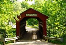 Covered Bridges / Thank you for following me  :-) / by Donna Posey