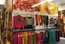 Fall Visual Merchandising / in-store fall merchandise / by VF Outlet