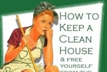 Cleaning Tips! / by April Rummel
