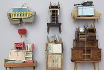 mini homes and things / by Monica