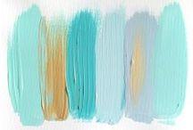 COLORS / Color Palettes I enjoy / by Kelsi, Life & Style Blogger