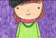 Cartoon Drawing / by Art Projects for Kids