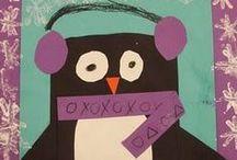 January Kindergarten / by Angela Lilley