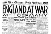 Chicago Tribune 100 Years Ago / Chicago Tribune front pages are going back. 100 years. Crime, public transit, the economy and Daniel Burnham -- Things were different, but not that different. Click on each page to read the full newspaper from that day - stories, ads, photos and all.