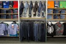 Back to School 2013 Visual Merchandising / VF Outlet in-store Presentation Back to School 2013 / by VF Outlet