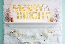 SEASONAL / Seasonal decor that's not tacky / by Kelsi, Life & Style Blogger