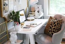 office / by Kendra Atkins / withkendra