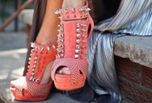 Shoes... ♥ / by Jessica Martinez