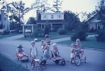 childhood memories / by Samantha Bondy
