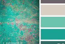 Color {Gray & Orange}