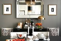 Dining Done Right / Lovely Dining Room Inspiration