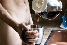 CAFFEINATE / FUCK YEAH COFFEE and some tea