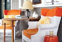 Deck it Out! Beautiful Outdoor Spaces / Beautiful outdoor spaces to inspire