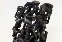 Art of {Africa} / Tribal art of Africa