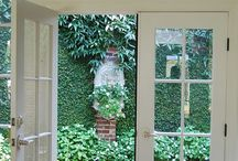 Home {Courtyards} / Courtyards ate private open spaces surrounded by walls or buildings.