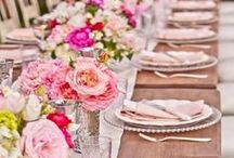 Tabletop Trends / Get inspired to entertain with beautiful tabletop decor and more!