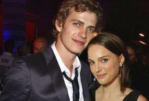 Natalie Portman& Hayden Christensen
