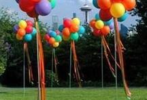 Birthday Party / by The Suburban Soapbox