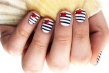 Nails / Nail polish, Nail design, Nail tutorials, Nail color, Nail ideas / by Nikki