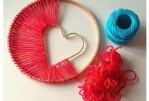 DIY / DIY ideas, Repurpose, Crafts, DIY tutorials, Scrapbooking, Mason jars, Home decor, Jewelry, T-shirts, Picture frames, Paper products, Jewelry holder, Paper tutorials / by Nikki