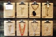Organize Everything / Home organization, Home decor, Ribbon holder, Repurpose, Scrapbook rooms, Craft rooms / by Nikki