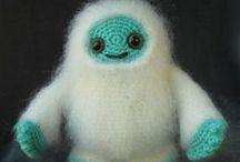 Crochet (ideas and dreams) / If yarn were meth, I'd have no teeth.