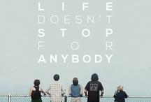 life in a cinema. / by Sydney Malone