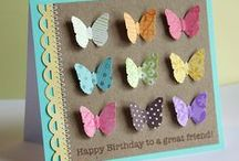 ButTerFly Cards... / flutter... / by Marie Maurrasse