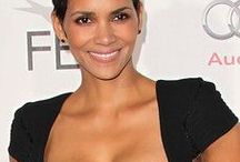 Halle Berry / I love her style / by Marie Maurrasse