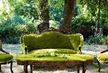 Garden and outdoor spaces / by Pauline Clarke