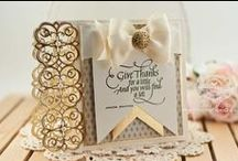 Amazing Paper Grace Cards / Beautiful Cards by Becca Feeken / by Marie Maurrasse