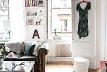 beautiful rooms / by Katrina Gilbert
