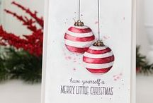 Christmas cards / tis the season to be jolly! / by Marie Maurrasse