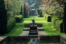 Lovely Gardens / by Katrina Gilbert