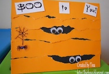 Halloween Dec & cards